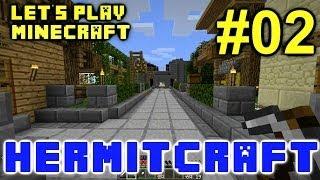 HermitCraft Minecraft Ep #2 - The Journey Begins!