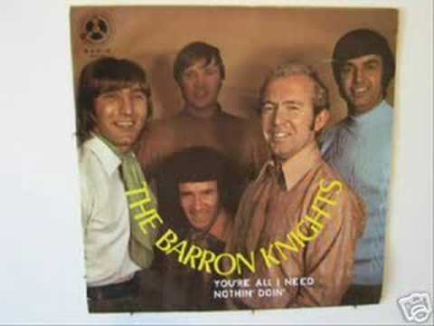 The Barron Knights - The Chapel Lead Is Missing Music Videos