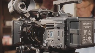Sony VENICE CineAlta 6K Camera Introduction - Interview with Product Manager Sebastian Leske