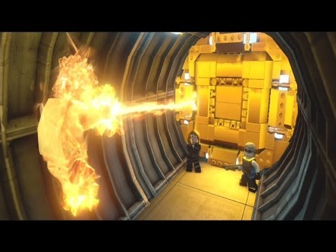 LEGO Marvel Super Heroes Part 23 - Human Torch Killing All Bad Guys
