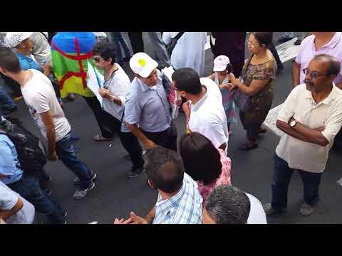 من البيضاء مسيرة الوفاء للمعتقلين و الشهداء