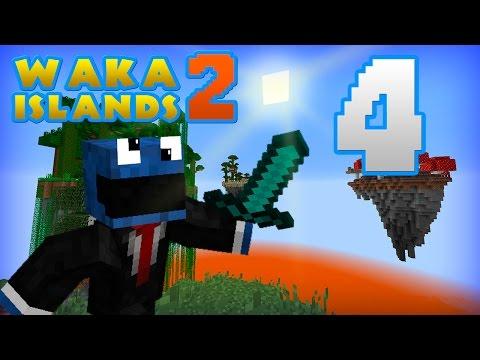 Minecraft - Waka Islands 2 - Ep4 - Traslado necesario -