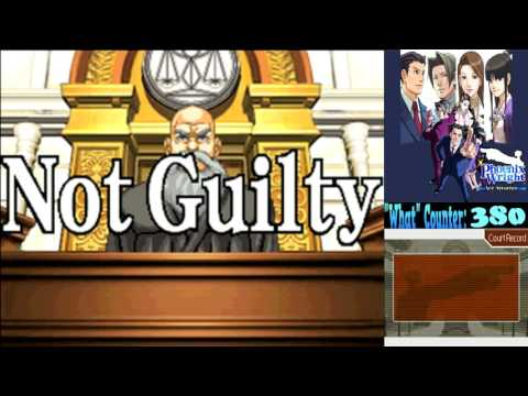 Phoenix Wright T&T Case 5, Part 35: I've Always Believed In You