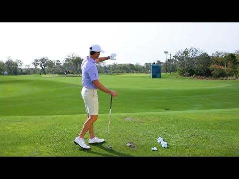 Billy Horschel on how to maximize ball control