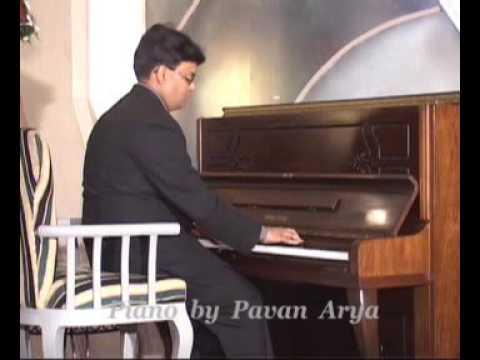 Ye Mera Diwanapan Hai--Tune on Piano by PAVAN ARYA-- www.pavanarya...