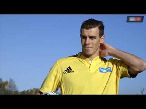 Bale enseña a cobrar tiros libres