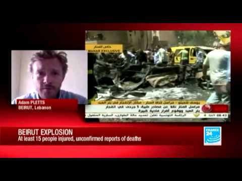 Lebanon: a car bomb rocked a stronghold of the Shiite militant Hezbollah group - 07/09/2013