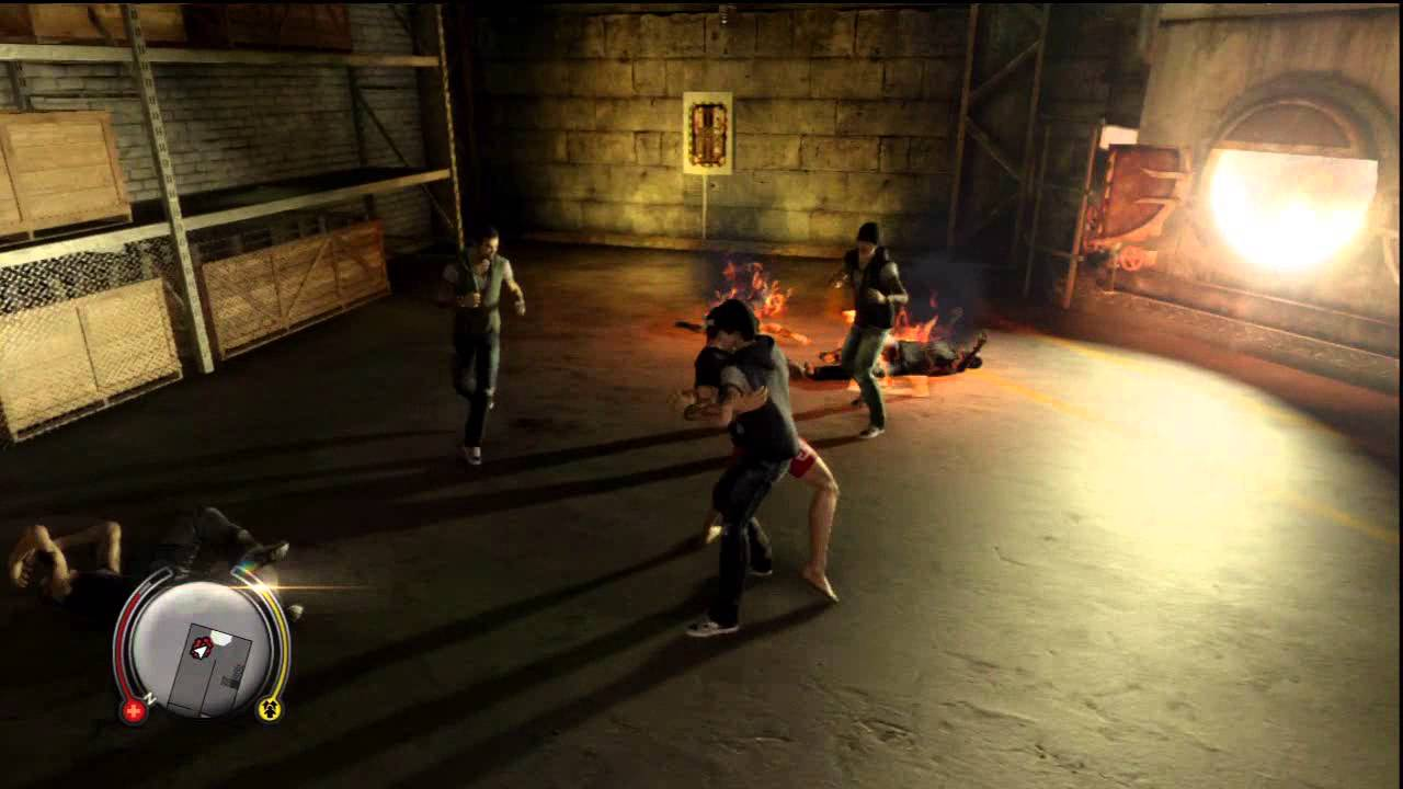 Sleeping Dogs Combat Sleeping Dogs Payback
