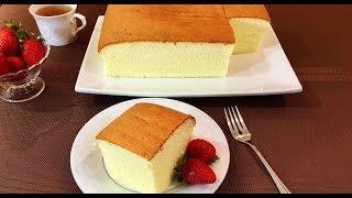 How to make a Perfect Sponge Cake - Original Cake Recipe
