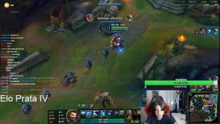 Watch me play League of Legends top rank - Streaming game - angelo franco #2