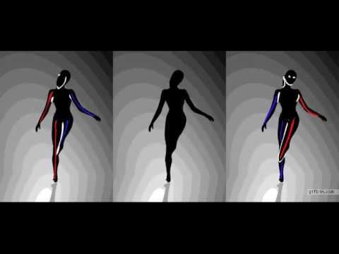 тест на шизофрению балерина способность