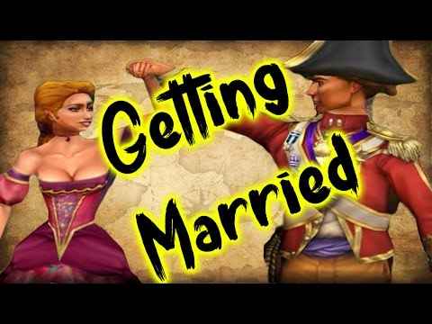 Sid Meier's Pirates! - Let's play 10 - Getting Married!!