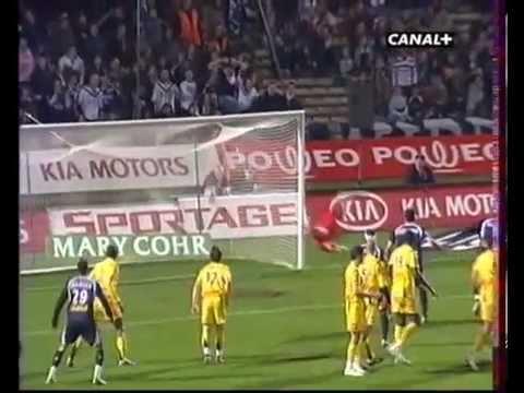 Bordeaux 2 - 0 Sochaux   (10-03-2007)   Ligue 1