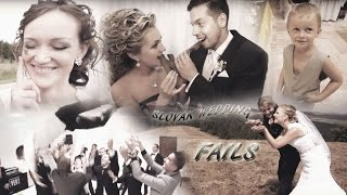 SLOVAK WEDDING FAILS COMPILATION