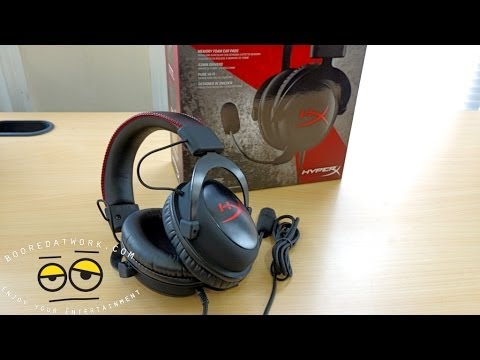 HyperX Cloud Review!!!! PC, Xbox One, PS4