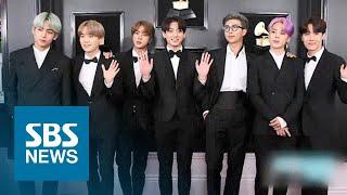 BTS, 세계 음악시장 올킬!…미국·영국 양대 차트 동시 석권 / SBS