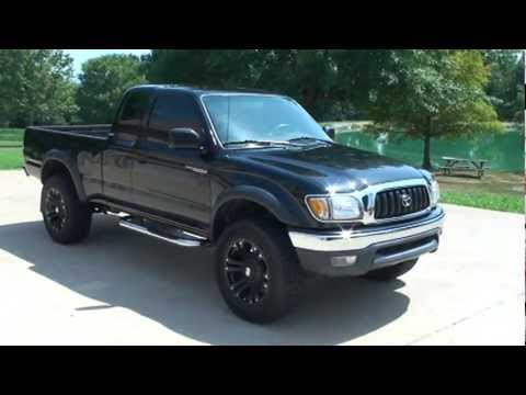 2002 Toyota Tacoma Sr5 4x4 Automatic Truck For Sale See