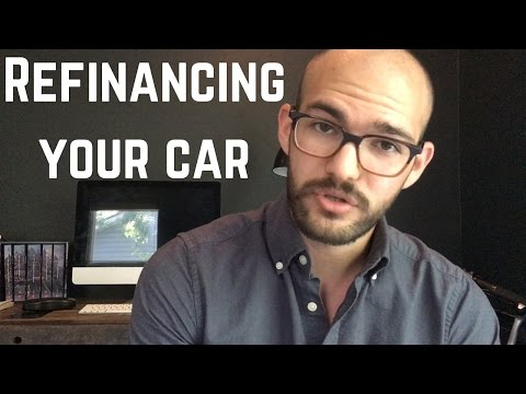 How to refinance your car loan