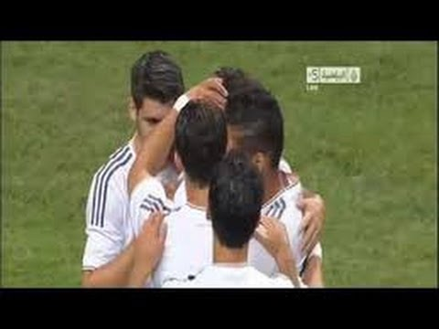 Real Madrid vs Cordoba 2-0 All Goals and Highlights 2014 HD