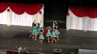 HNY Minnesota Hmong New Year 2015 Rivercentre  Day 1 - Kids Dance Competition