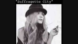 Watch Wakefield Suffragette City video