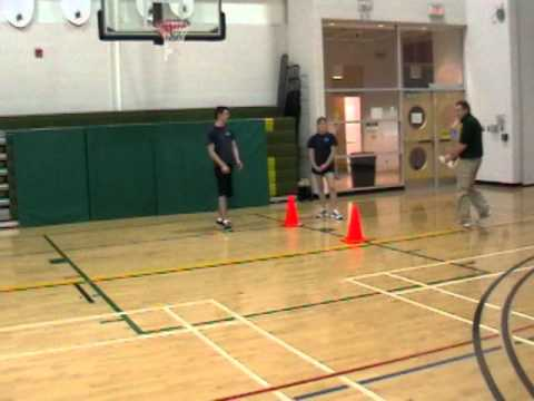 Fleming College - Fit I - Police Foundations - Shuttle Run, 2.4 km and 5 km run