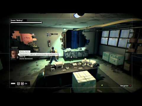 Watch_Dogs [#22] - Wujku Aideeen, czemu zabiłeś tutaj 20 ludzi? :D