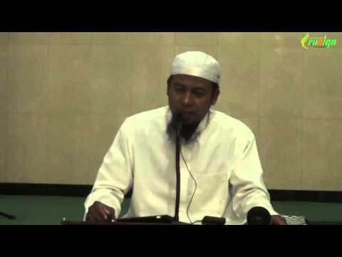 Ust. Abdurrahman Jihad - Kitab Bulughul Maram Bag. 2 (Bab Wudhu)