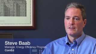 Customer Story: ComEd's Steve Baab on DNV GL's Energy Efficiency services