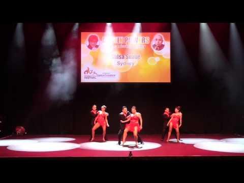 Sydney Latin Festival 2017 - SALSA SUAVE