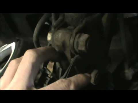 how to replace lexus rx300 front struts