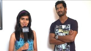 Pattathu Yaanai - I WOULD LOVE TO DIRECT VIJAY - VISHAL PART-1 - BEHINDWOODS.COM