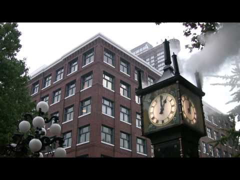 Vancouver Travel Guide: Gastown, It's Touristy