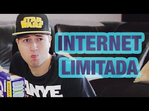 O MUNDO COM A INTERNET LIMITADA