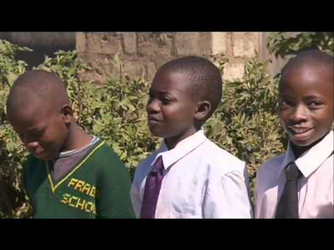 television series 'School TV Weekjournaal - Zambia'