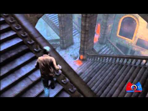 Harry Potter and the Deathly Hallows Part 2 Walkthrough Part 12 (XBOX 360, PS3, PC, Wii, DS)