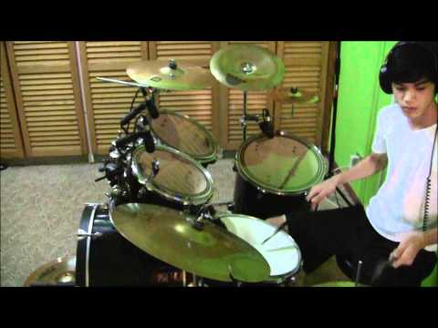 Dani California Drum Cover