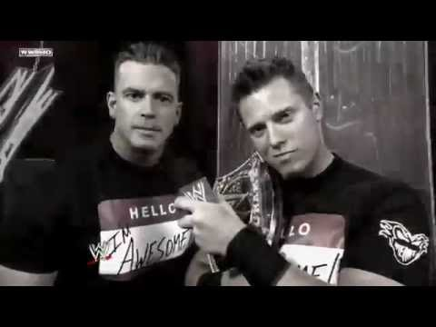 Wwe  Alex Riley Vs The Miz 2011 Promo video