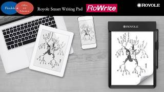 RoWrite - Smart Writing Pad: Unboxing, Getting Started, Key Features