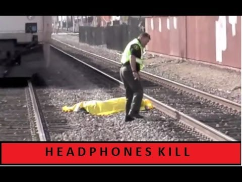 Man Killed By train - Headphones Vs Train Equals Death In San Diego