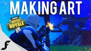 MAKING ART - Fortnite: Battle Royale