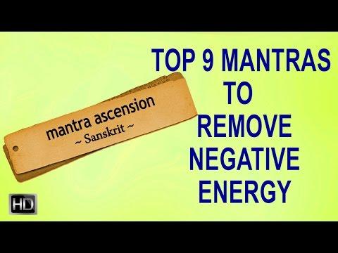 Top 9 Powerful Mantras to Remove Negative Energy & Evil Eye - Durga Mantra - Ganesh Mantra thumbnail