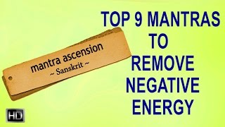 Vedic mantras for wealth happiness dr r thiagarajan How to get rid of bad energy