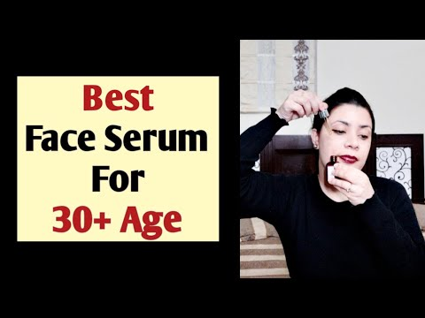 Face Serum For Wrinkles|Face Oil For All Skin Types | Chemical Free Face Serum