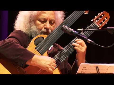 Masters of Melody - Erkan Oğur and Derya Türkan rehearsing