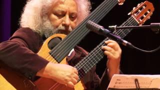Masters Of Melody Erkan Oğur And Derya Türkan Rehearsing