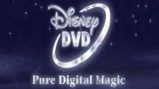 Disney DVD sampler jingle