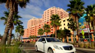 Overview at Hyatt Regency Clearwater Beach Resort & Spa