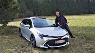2019 Toyota Corolla Touring Sports Lounge 2.0l Hybrid - Review, Fahbericht, Test