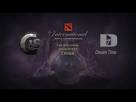 CIS -vs- DT, TI4 China Qualifier, Consolidation final, Game 2